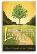 Department Chair Leadership Skills
