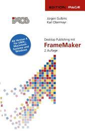 Desktop Publishing mit FrameMaker: Ausgabe 2