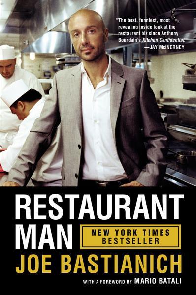 Download Restaurant Man Book