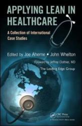 Applying Lean In Healthcare Book PDF