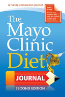The Mayo Clinic Diet Journal  2nd Edition Book