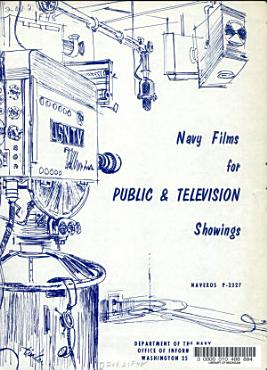 Navy Films for Public   Television Showings PDF