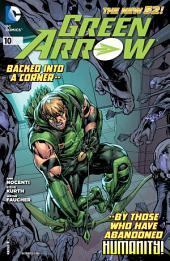 Green Arrow (2011-) #10