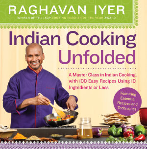Indian Cooking Unfolded PDF