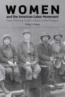 Women and the American Labor Movement Book