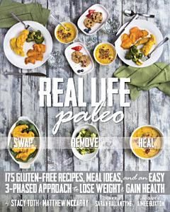 Real Life Paleo Book