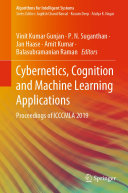 Cybernetics, Cognition and Machine Learning Applications