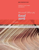 New Perspectives Microsoft Office 365 and Excel 2016