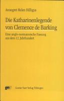 Die Katharinenlegende von Clemence de Barking PDF
