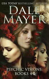Psychics Visions Set 4-6 (Mystery, Thriller, Romantic Suspense)