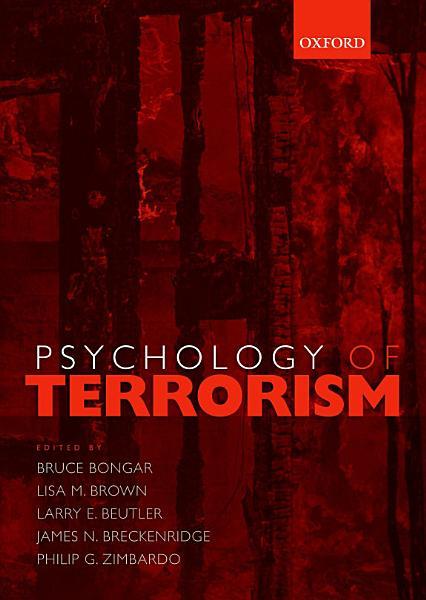Psychology Of Terrorism