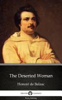 The Deserted Woman by Honor   de Balzac   Delphi Classics  Illustrated  PDF
