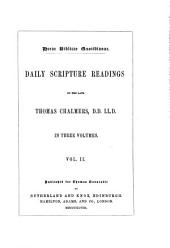 Daily Scripture Readings: In Three Volumes, Volume 2