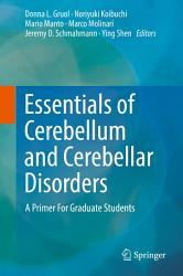 Essentials of Cerebellum and Cerebellar Disorders PDF