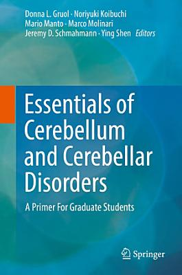 Essentials of Cerebellum and Cerebellar Disorders PDF