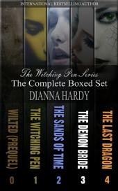 The Complete Witching Pen Series, Boxed Set: The Witching Pen, The Sands Of Time, The Demon Bride, The Last Dragon and Wilted