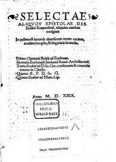 Opus Epistolarum
