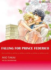 Falling for Prince Federico: Harlequin Comics