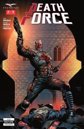 Death Force: Issue #2