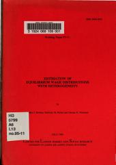 Estimation of Equilibrium Wage Distributions with Heterogeneity PDF