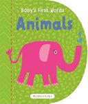 Baby s First Words  Animals PDF