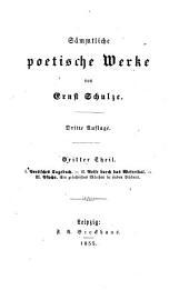 Poetisches Tagebuch. Reise durch das Weserthal. Psyche