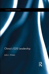 China's G20 Leadership