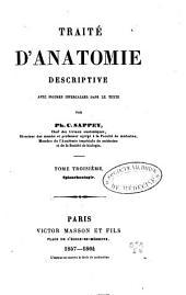 Traité d'anatomie descriptive: Volume8