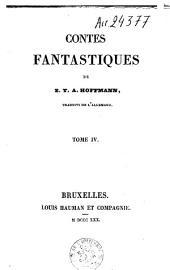 Contes fantastiques: Volume4