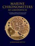 Marine Chronometers at Greenwich