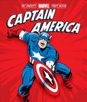 Captain America  My Mighty Marvel First Book