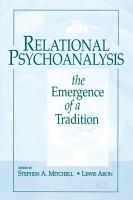 Relational Psychoanalysis  Volume 14 PDF