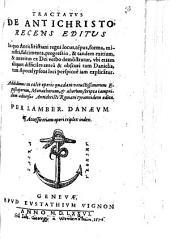 Tractatus de Antichristo