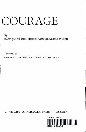 The Runagate Courage