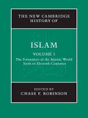 The New Cambridge History of Islam PDF
