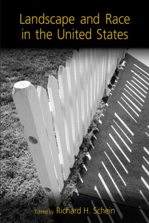 Landscape and Race in the United States PDF