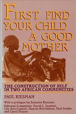 First Find Your Child a Good Mother