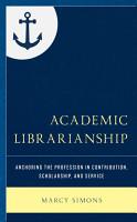 Academic Librarianship PDF