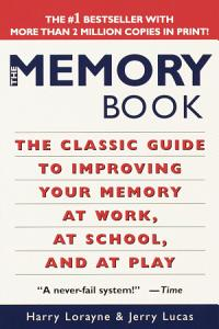 The Memory Book Book