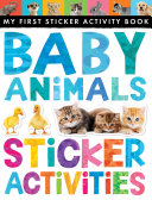 Baby Animals Sticker Activities PDF