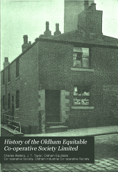 History of the Oldham Equitable Co-operative Society Limited: From 1850 to 1900
