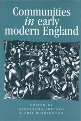 Communities in Early Modern England PDF