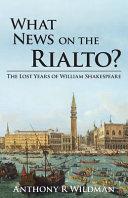 What News on the Rialto  PDF