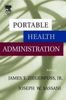 Portable Health Administration PDF