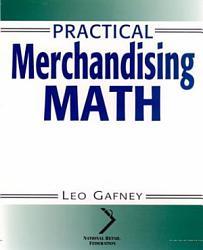 Practical Merchandising Math Book PDF