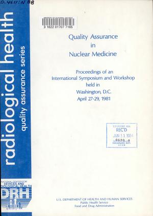 Quality Assurance in Nuclear Medicine PDF