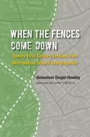 When the Fences Come Down PDF