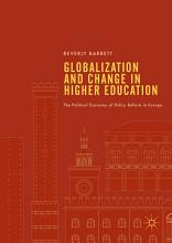 Globalization and Change in Higher Education PDF