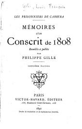 Les prisonniers de Cabrera: mémoires d'un conscrit de 1808
