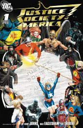 Justice Society of America (2006-) #1